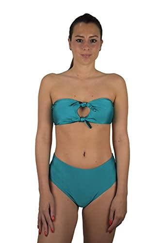 1st American Made in Italy Bikini Costume da Bagno Donna 2 pezzi da Mare