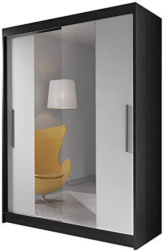 Design moderno e di alta qualità ante scorrevoli con specchio,C