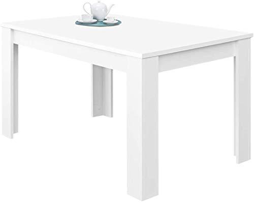 Tavolo Da Pranzo Fisso Rettangolare In Legno Huaraz Salotto Salone Sala Pranzo Design...
