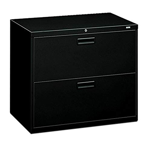 Big Sale Best Cheap Deals HON 582LP 500 Series 36 by 28-3/8 by 19-1/4-Inch 2-Drawer Lateral File, Black