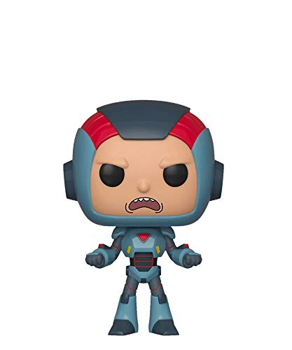 Funko Pop! Animation – Rick And Morty – Purge Suit Morty #567 Vinyl Figure 10 cm Released 2019