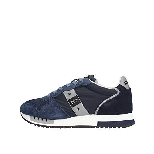 Blauer QUEENS01 MES Sneaker Blu Navy Taglia 42