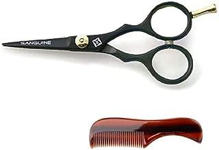 Professional Moustache Scissors, Beard Trimming Scissors, Extremely Sharp 5