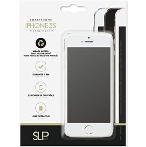 SLP Apple iPhone 5s 16GB 4' SIM singola 4G 1GB 1570mAh Nero, Grigio Rinnovato