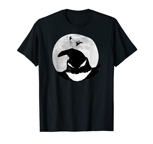 Disney Jack Skellington Oogie Boogie Moon T-Shirt