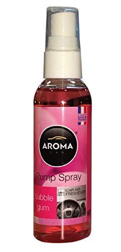 Aroma Car Spray Aroma 75Ml Bubble Gum