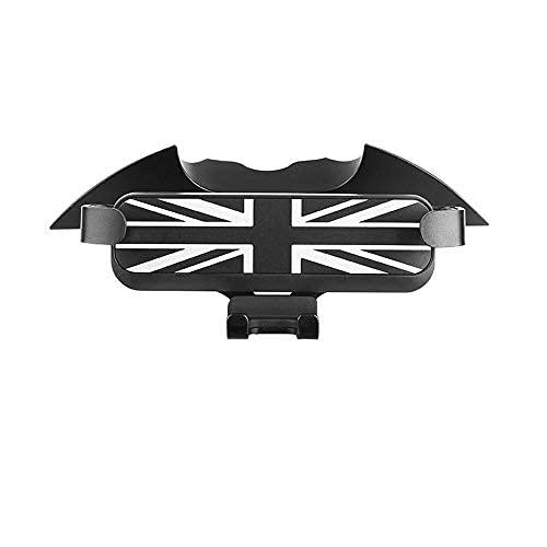 QIDIAN support de voiture de téléphone portable fente de tableau de bord support de tasse de téléphone Rotation de 360 degrés pour MINI Cooper F54 F56 F57 F60 JCW accessoires de voiture