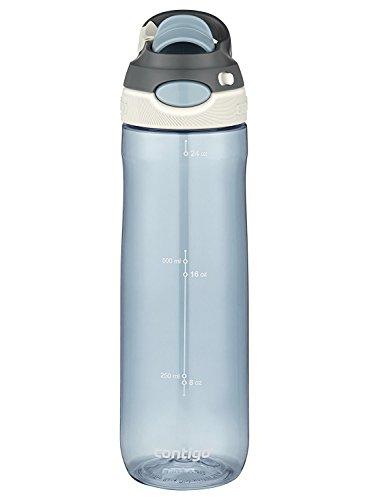 Contigo AUTOSPOUT Chug Water Bottle, 24 oz., Stormy Weather,2001336