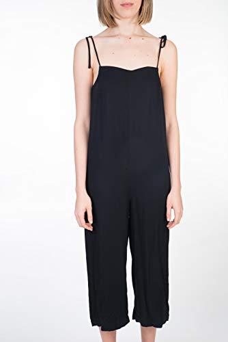 Hurley W Sunday Jumpsuit Vestido, Mujer, Black, XS