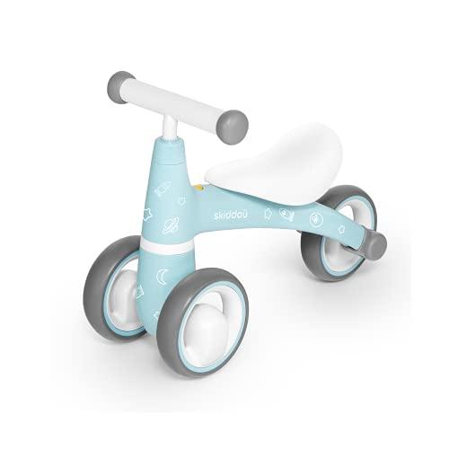 Skiddou Laufrad, Schieber für Kinder, Berit, Fahrrad ohne Pedale, Fahrradfahren lernen, drei 6