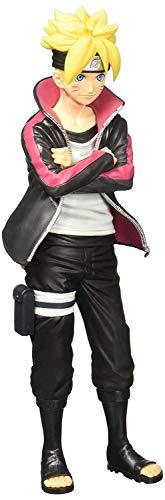 Action Figure Boruto Naruto Next Generation Boruto Uzumaki Grandista Banpresto Multicores 23 Cm