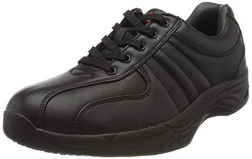 Chung Shi Comfort Step Classic Sneaker Damen 9100215-6,5, Damen Sneaker, schwarz (black), EU 40 / UK 6.5