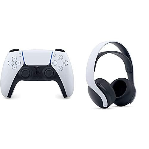 PlayStation 5 - DualSense Wireless Controller + PULSE 3D Wireless Headphones - PlayStation 5