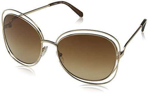 Chloé Ce119s Montures de lunettes, Marron (Rose Gold/Brown), 60 Femme