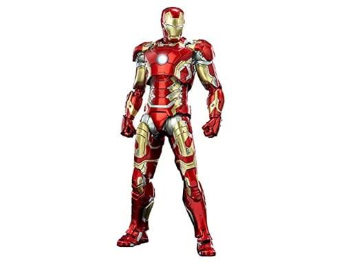 Infinity Saga [インフィニティ サーガ] 1/12 Scale DLX Iron Man Mark 43 [1/12スケール DLX アイアンマン マーク43] 1/12スケール ABS&PVC&亜鉛合金&その他の金属製 塗装済み可動フィギュア 二次受注分