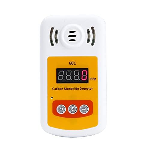 Portable Carbon Monoxide Detector Co Gas Meter Combustible Gas...