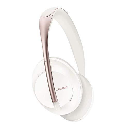 Bose Noise Cancelling Headphones 700: Auriculares Externos Inalámbricos Bluetooth con Micrófono Integrado para Disfrutar de llamadas Claras y Control por Voz de Alexa, Soapstone