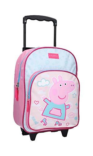 Ozabi Peppa Pig Fantasie rugzak (bagages, tassen, schooltas, pennenetui, paraplu)