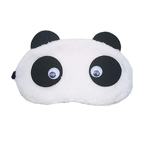 Verstelbare Oogmasker Slapende Oogschaduw Blindfold Liefhebbers Kids Auto/trein/vliegtuig.Shift Werk, Meditatie, Migraine, Napping Gift voor kind