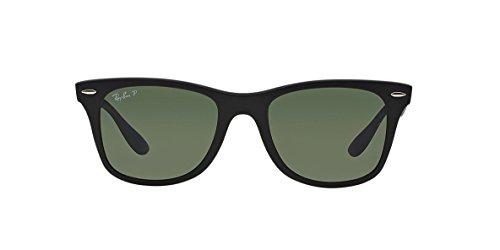 Ray-Ban 0RB4195 Gafas, Negro, 52 para Hombre