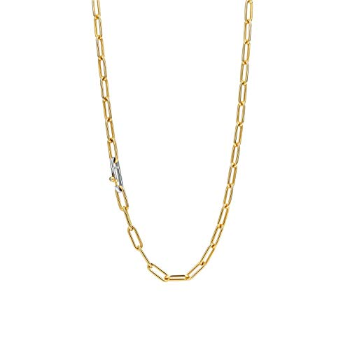 TI SENTO - Milano 925 Sterling Zilveren Ketting 3947SY/48 (Lengte: 48.00 cm)