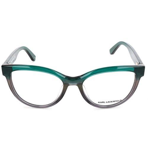 Karl Lagerfeld Brillengestelle KL9220815317135 Rechteckig Brillengestelle 53, Mehrfarbig