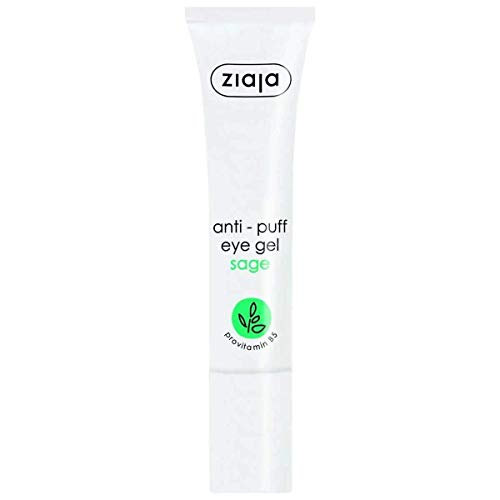 Ziaja - Sage Contorno De Ojos Anti-Bolsas (5901887031130)