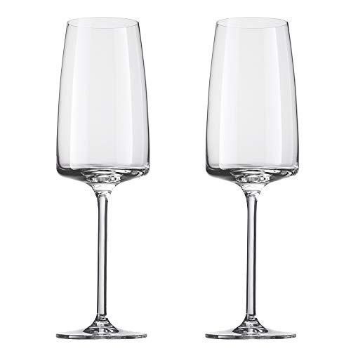 Schott Zwiesel 121227 SENSA Sektglas, Kristallglas, 388 milliliters