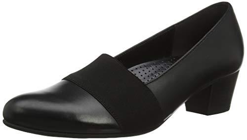Gabor Damen Comfort Fashion Pumps, Schwarz (Schwarz 57), 38.5 EU