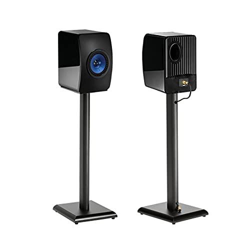 XPZ Estantería De Altavoz Soporte De Piso De Pie Soporte De Audio Stand De Stand De Stand De Stand De Audio De La Casa De Grabación De Estante De Grabación Monitor De Estudio 2 PCS (Size : L60CM)