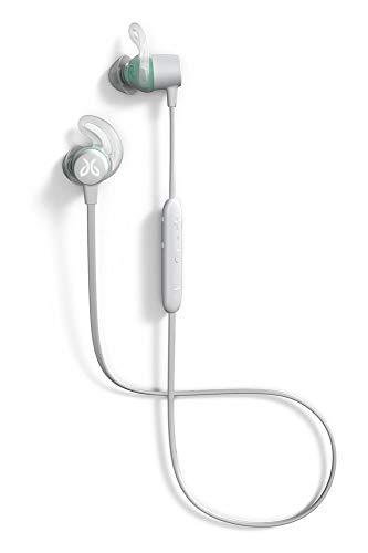 Jaybird Tarah Kabellose In-Ear Kopfhörer mit Mikrofon, Bluetooth, Schweißbeständig & Wasserdicht, 6-Stunden Akkulaufzeit, Silikon-Gelkissen, Smartphone/Tablet/iOS/Android - Nimbus Gray