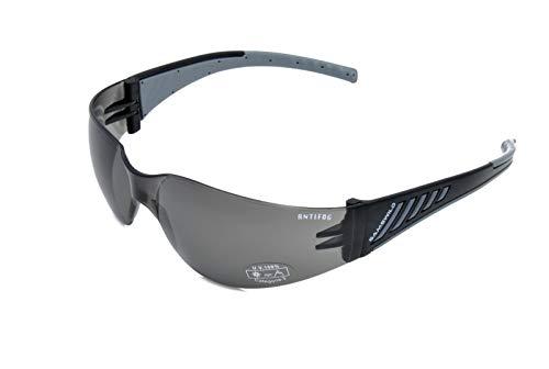 Gamswild WS7122 Sonnenbrille Sportbrille ANTIFOG Skibrille Fahrradbrille Unisex | braun | gelb | grau | transparent
