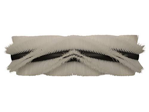 partmax® Bürstenwalze für Weidner Star 1-150 D, Poly 0,7 mm, Walze, Walzenbürste, Kehrwalze