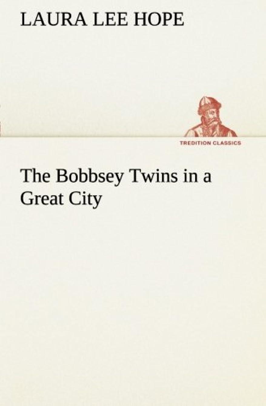 非常にシティ憎しみThe Bobbsey Twins in a Great City (TREDITION CLASSICS)