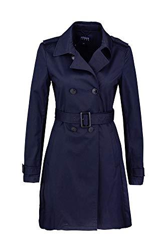 Armani Jeans Mantel, Farbe:blau, Größe:34