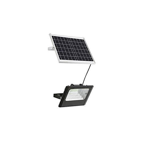 Foco Solar led Exterior,Foco Solar Proyector IP65 Wasserdicht con Control Remoto, Lamparas Solares Exterior Para Jardín, Cerca, Puerta, Patio o Entrada [Clase energética A +++(Size:100W,Color:blanco)