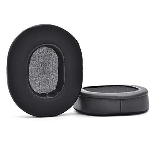 Almofadas auriculares para fone de ouvido Pinhaijing Esponja de espuma macia para fones de ouvido S-Ony MDR-7506/MDR-V6/MDR-V7/MDR-CD900ST