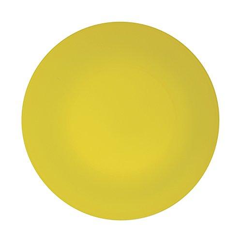 Excelsa Teller, Kunststoff 1 STK gelb