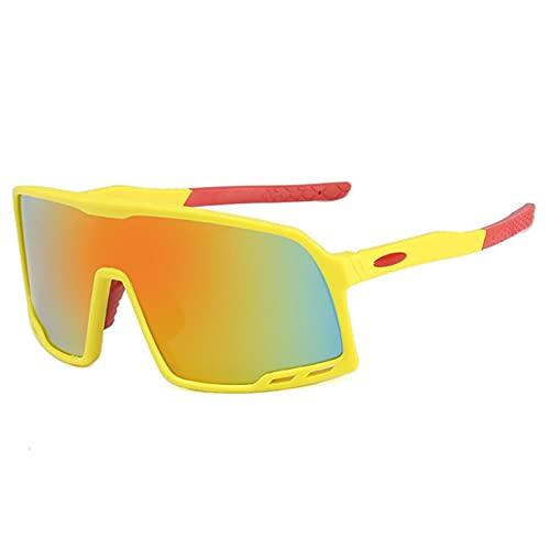 Hombres Gafas Ciclismo gafas bicicleta Mtb deportes al aire libre mujer Racing pesca noche anti-faros anti-deslumbramiento a prueba de viento gafas de sol