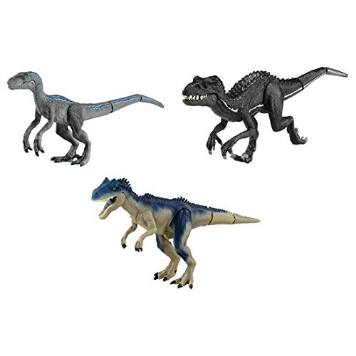 タカラトミー アニア ジュラシック・ワールド 最強遺伝子恐竜との対決セット