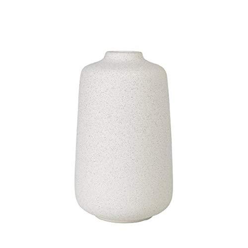 Blomus Vase Rudea Diameter 14.5cm Lily White