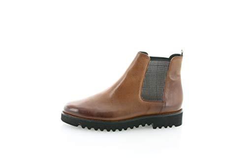 Paul Green dames laarzen enkellaarzen 9743-005 bruin 714868