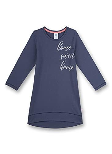 Sanetta Mädchen 232679 Nachthemd, Tinte, 128