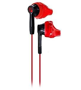 Imanes para evitar enredos Quik Clik Sonido exclusivo JBL Micrófono con control de música Tecnología TwistLock para prevenir la caída Tecnología FlexSoft para un confort duradero