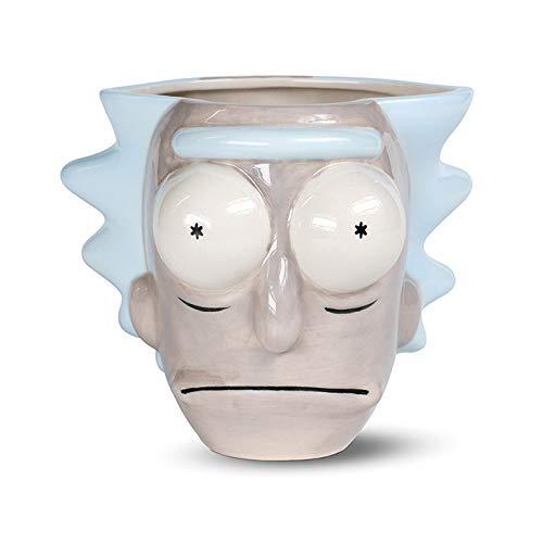 Rick and Morty SCMG25494 Rick & Morty SCMG25494-Taza diseño de Caballo, cerámica
