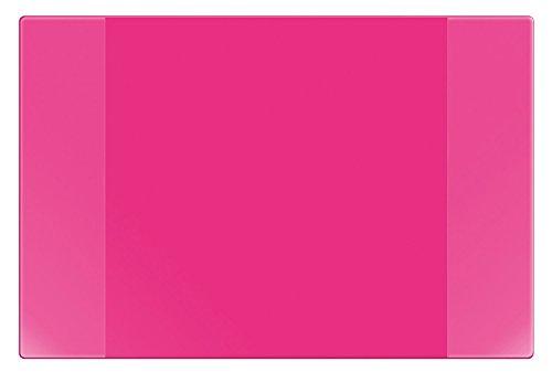 Veloflex 4680371 Schreibunterlage Velocolor, Schreibtisch-Unterlage, mit Kalender, 40 x 60 cm, pink