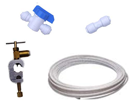 Kit Connexion Réfrigérateur Américain Filtre à Eau Plomberie