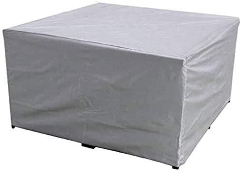 Gartenmöbel abdeckung, polyestergewebe wasserdichte schutzhülle, für terrasse tisch und stühle, anti-uv gartentisch abdeckungen(180 X 120 X 74cm)