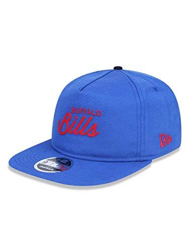 New Era 9fifty Cap - Buffalo Bills Retro Gorra de béisbol - para hombre azul azul Small