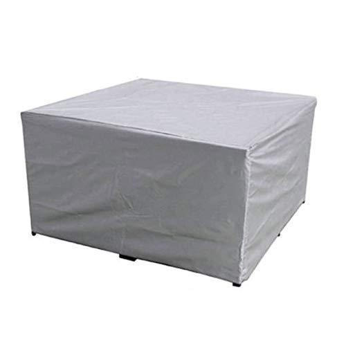 Ledph Fundas para Muebles De JardíN, Funda De Mueble Exterior para Terraza Silla De Mesas, Impermeable Cubiertas para Sofa Sillon Tumbona De Exteriores Cubre Resistente UV,90 * 90 * 40cm